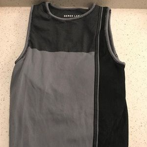Athleta active patterned tank top